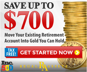 Gold retirement account