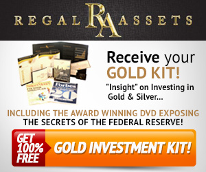Free Gold and Silver Investing Kit from Regal Assets