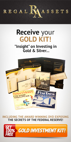 Regal Assets Free Gold Investors Kit