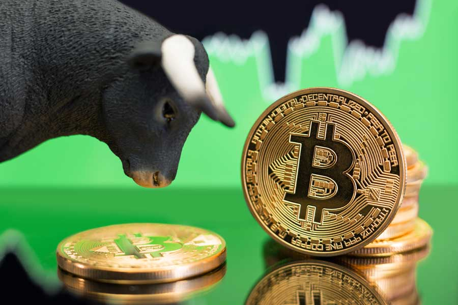 Bullish on Bitcoin